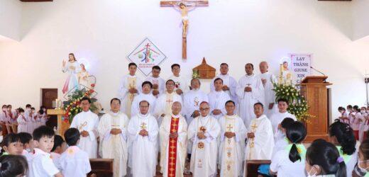 Lễ Bổn Mạng Giáo xứ La Sơn 01/05/2021