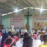 Khai Mạc Tháng Hoa Và Mừng Lễ Thánh Giuse Thợ – Tại TTHH Đức Mẹ Măng Đen (01/05/2021)