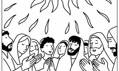 Sợi Chỉ Đỏ – Chúa Nhật – Chúa Thánh Thần Hiện Xuống (CN.23.05.2021)