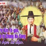 20/9/2021 – Thứ Hai – Thánh Anrê Kim Têgon và Phaolô Chong HaSan