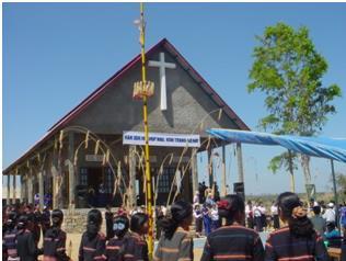 Giáo Xứ Kon Trang