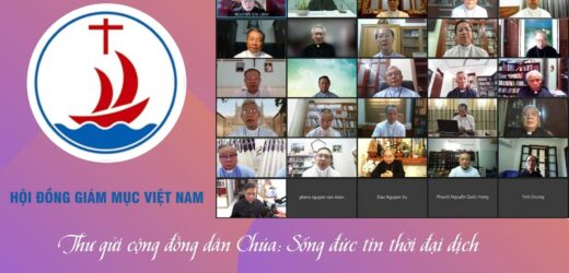 Hội Đồng Giám Mục Việt Nam: Thư Gửi Cộng Đồng Dân Chúa Sống Đức Tin Thời Đại Dịch